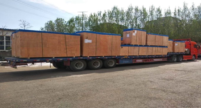 "Catalytic Cracking ""R2R"" Unit Parts Delivered for Atyrau Oil Refinery"