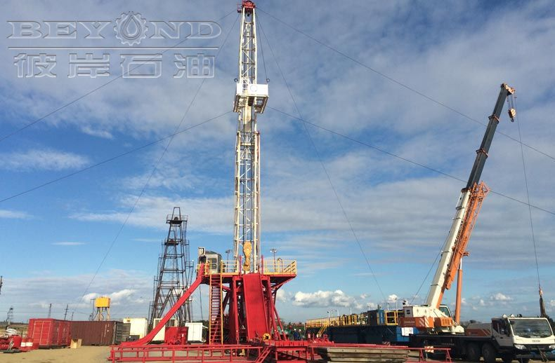 XJ750 Drilling&Workover Rig