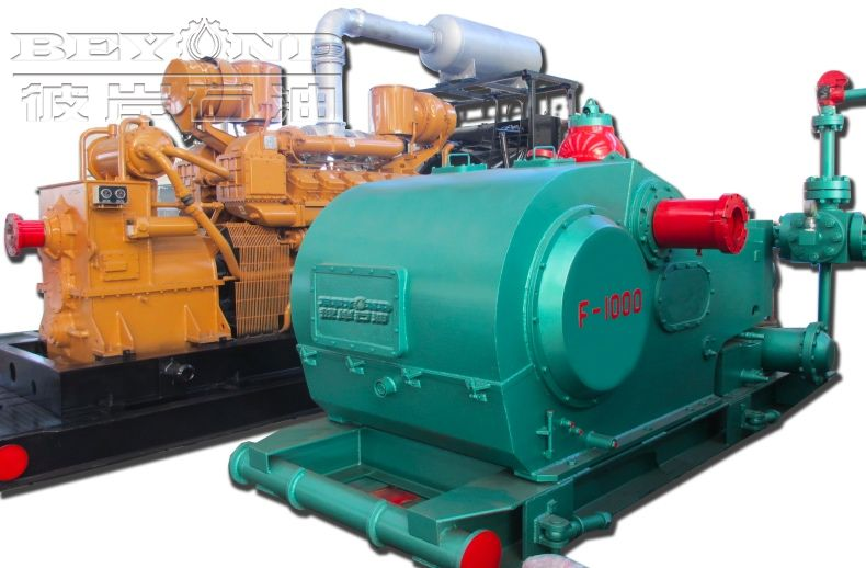 Diesel Driven Mud Pump Package
