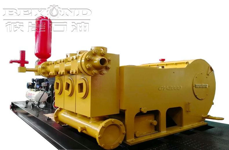 CY-2000 HDD Grouting Pump